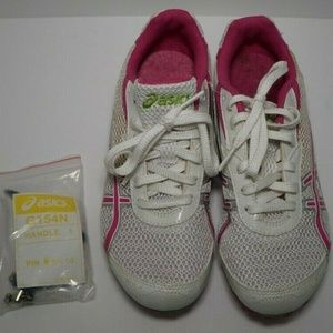 Asics Women's Track Sprinting Cleat Shoes Size  7
